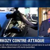 BFM Story: Nicolas Sarkozy contre-attaque