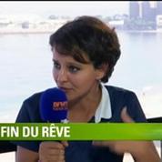 Najat Vallaud-Belkacem: Cette aventure du Mondial a été magnifique pour les Bleus