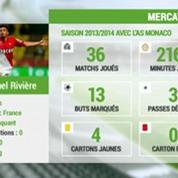 Mercato Show / La fiche transfert d'Emmanuel Rivière à Newcastle