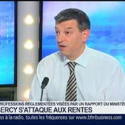 Nicolas Doze: Une rente ne se supprime pas, elle se négocie