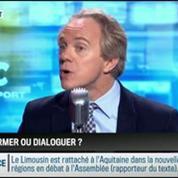 Le parti pris d'Hervé Gattegno: Pour arrêter le chômage il faut des décisions