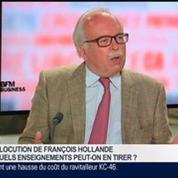 Alexis Bachelay et Wallerand de Saint-Just, dans Le Grand Journal 4/4