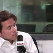 Geoffroy Didier s'explique après la polémique sur son salaire