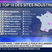 L'usine nouvelle publie un classement des 100 premiers sites industriels de France, Thibaut de Jeagher, dans GMB –