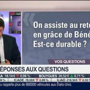 Les réponses de François Monnier et de Sébastien Faijean aux auditeurs dans Intégrale Placements –