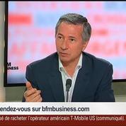 Charles de Courson et Jérôme Dubus, dans Le Grand Journal 4/7