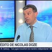 Nicolas Doze: Arnaud Montebourg évoque une grande loi sur l'économie