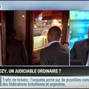 Le parti pris d'Hervé Gattegno : Mise examen de Nicolas Sarkozy : Il n'est pas traité comme un judiciable ordinaire –