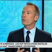 L'été numérique: les huit révolutions digitales qui vont transformer l'entreprise: Thierry Jadot, dans 01Business 1/4