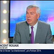 GFI enregistre une croissance organique de 3% au deuxième trimestre, Vincent Rouaix dans GMB