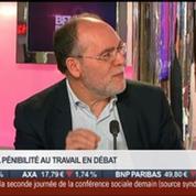 La tendance du moment: La pénibilité au travail, dans Paris est à vous –