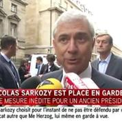 Pour Bartolone, la garde à vue de Sarkozy n'entache pas la classe politique