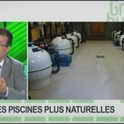 Des piscines plus naturelles: Frédéric Luizi, dans Green Business – 4/4