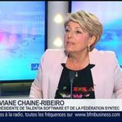 Il faut accentuer la compétitivité et l'attractivité pour générer plus d'investissement au sein des entreprises, Viviane Chaine-Ribeiro, dans GMB –