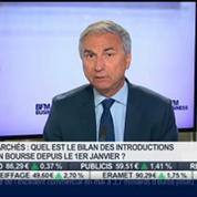 Bilan des introductions en bourse et des opérations financières au second semestre: Roland Laskine, dans Intégrale Placements –
