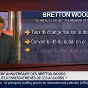 Guillaume Duval et Emmanuel Lechypre, dans Le Grand Journal 7/7