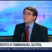 Emmanuel Duteil: L'hégémonie du dollar