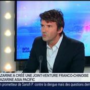 Mazarine: l'agence qui valorise une marque de luxe au local, Paul-Emmanuel Reiffers, dans GMB