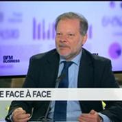 La minute de Philippe Béchade : JP Morgan et Goldman Sachs, M&A dépendants ?