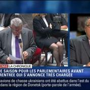 L'Éco du soir: Fin de saison très chargée pour les parlementaires