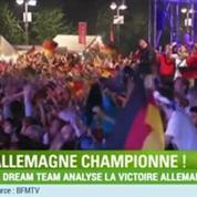 JT do Brazil : l'Allemagne célèbre son 4e titre