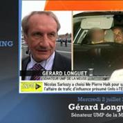 Garde à vue de Sarkozy : «une vexation» estime l'opposition