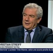 Christian Streiff, ancien président d'Airbus et PSA, dans qui êtes-vous? 2/4
