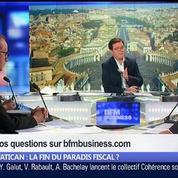 Vatican: est-ce la fin du paradis fiscal ?, dans Les Décodeurs de l'éco 1/5