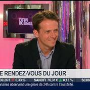 Le rendez-vous du jour: Matthieu Vetter, dans Paris est à vous –