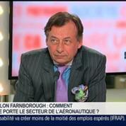 Loïc Tribot La Spière, délégué général du CEPS, dans Le Grand Journal – 5/7