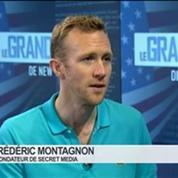 D'Overblog à Secret Media: comment monétiser son audience malgré les adblockers ?: Frédéric Montagnon, dans Le Grand Journal de New York 3/4