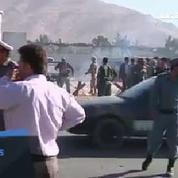 Afghanistan : quatre étrangers morts dans un attentat taliban à Kaboul