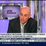 Capital investissement: à la découverte du financement mezzanine: François Petit, dans Intégrale Placements –