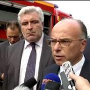 Accident de Troyes: le ministre de l'Intérieur soutient les familles et salue les efforts des secouristes
