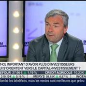 Capital-investissement: quelle part représente les investisseurs institutionnels?: Dominique Gaillard, dans Intégrale Placements –