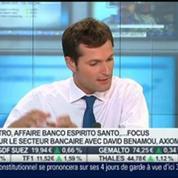 Affaire Banco Esperito Santo: Quelles répercussions sur le secteur bancaire et l'économie du Portugual?: David Benamou, dans Intégrale Bourse