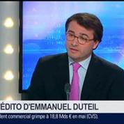 Emmanuel Duteil: Immobilier: Les taux au plancher sont encore au plus bas –