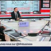 Hervé Juvin et Benaouda Abdeddaïm, dans Le Grand Journal – 4/4