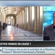 Le parti pris d'Hervé Gattegno: l'affaire des écoutes est un piège pour la garde des sceaux