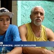 Mondial 2014: au Brésil, c'est toujours la colère dans les favelas –