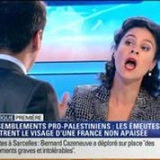 Politique Première: Manifestation pro-palestinienne: La France n'est pas apaisée