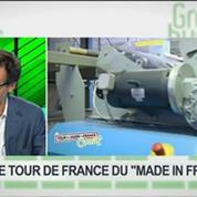 Le tour du France du made in France: Emery Jacquillat, dans Green Business – 3/4