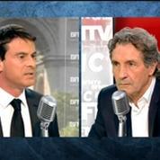 Sarkozy mis en examen : «Les faits sont graves» juge Valls