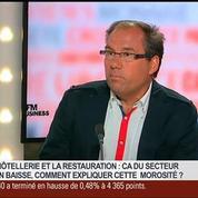 Didier Arino, président de Protourisme, dans Le Grand Journal 2/7