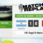 Argentine - Suisse : Le Match Replay avec le son RMC Sport !