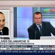 Olivier Delamarche: Janet Yellen devra trouver une bonne excuse pour la contre-performance du 2ème trimestre, dans Intégrale Placements –