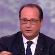 Baisses d'impôts pour «des milliers» de Français (Hollande)