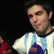 Football / Le désarroi des Argentins à Buenos Aires
