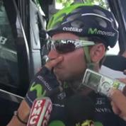 Cyclisme / Valverde : Je veux reprendre la deuxième place