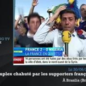 France-Nigéria : plusieurs incidents en direct à la télé